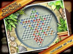 free iPhone app Chinese Checkers