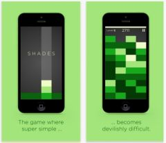 free iPhone app Shades