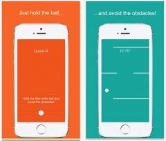 free iPhone app Quick-R