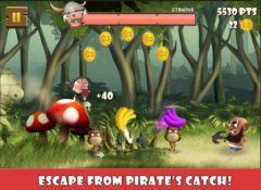 free iPhone app Barty Run
