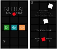free iPhone app Inertial Madness