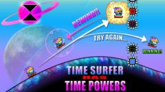 free iPhone app Time Surfer