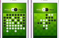 free iPhone app Fresh Reversi