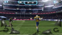 free iPhone app Backbreaker 2