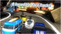 free iPhone app Table Top Racing Premium Edition