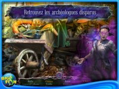 free iPhone app Mystery of the Ancients