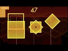 free iPhone app Hyper Square