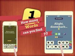 free iPhone app 1Mot!