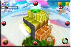 free iPhone app Fuzzy Cubes