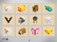 free iPhone app Cubic Block