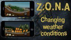 free iPhone app Z.O.N.A