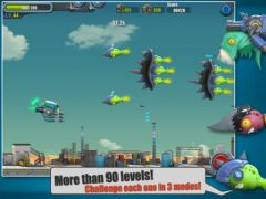 free iPhone app Flight Fight 2 HD