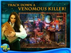free iPhone app Web of Deceit: Deadly Sands HD