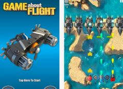 free iPhone app Game About Flight 2