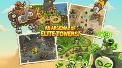 free iPhone app Kingdom Rush Frontiers