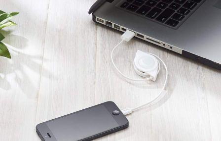 prix de gros 100% d'origine paquet à la mode et attrayant Près de 20 câbles de recharge lightning originaux, pratiques ...