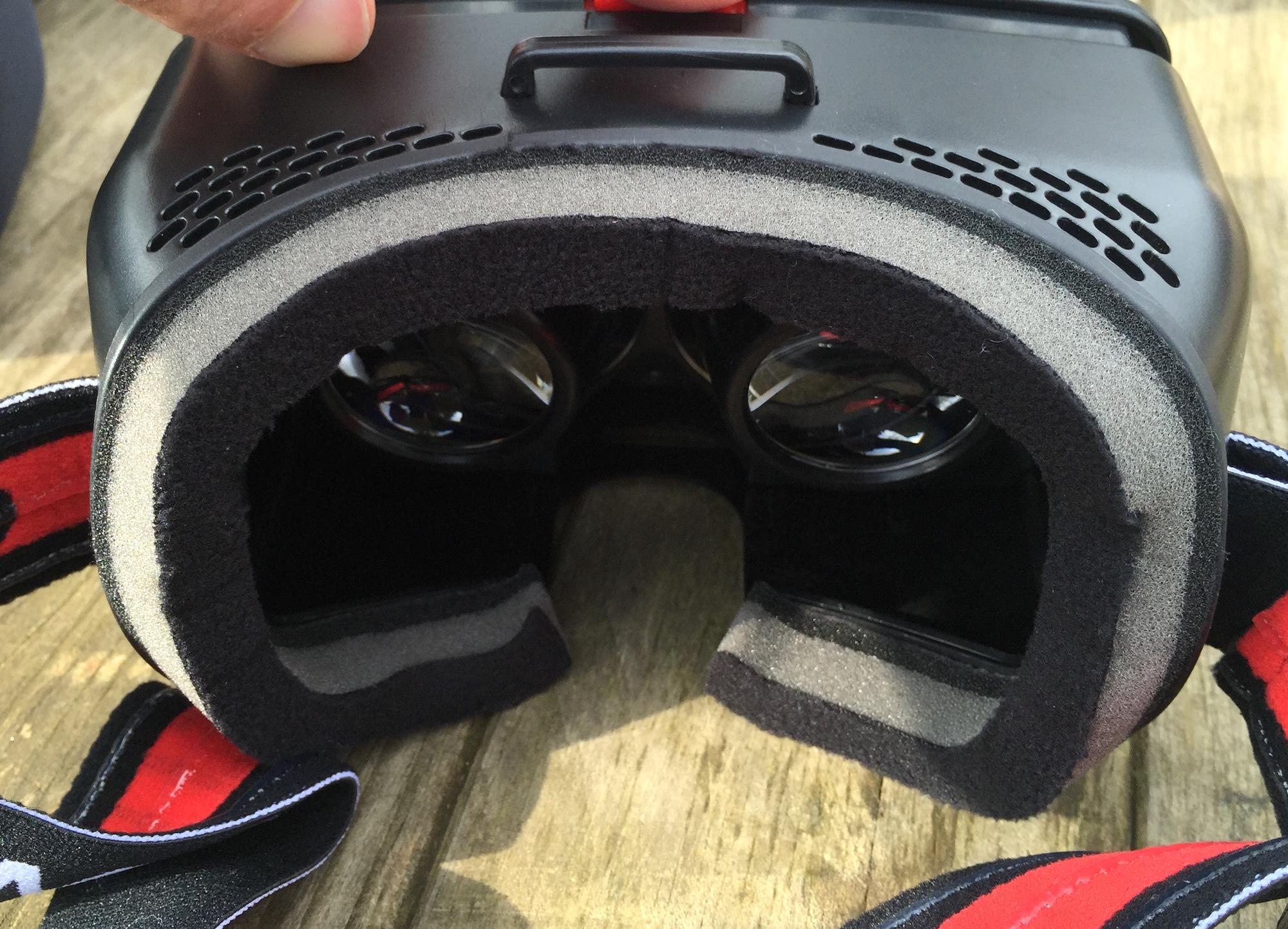 Test du casque de réalité virtuelle Homido pour iPhone (et Android) e815e92b88c3