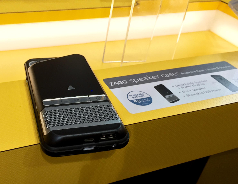 coque iphone 6 haut parleur
