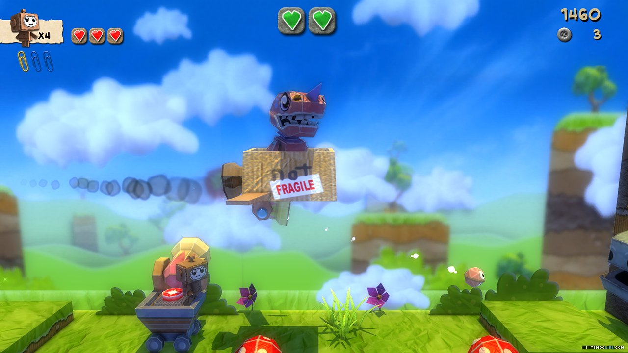 Paper Monsters Recut fait le saut de la Wii U sur iPhone et iPad