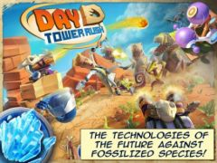 free iPhone app DayD Tower Rush