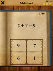 free iPhone app Roi des Maths