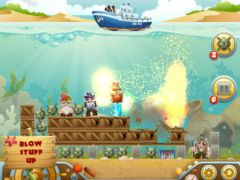 free iPhone app Boom Boat 2