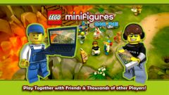 free iPhone app LEGO Minifigures Online