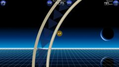 free iPhone app Racing Tyres Space