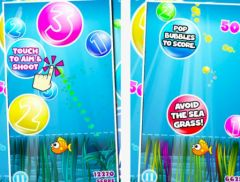 free iPhone app Fish Balls