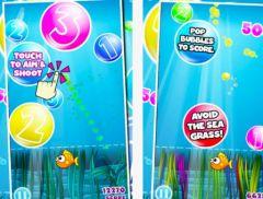 free iPhone app Fish Balls