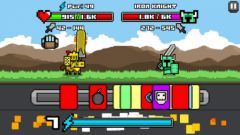 free iPhone app Combo Quest