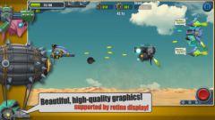 free iPhone app Flight Fight 2