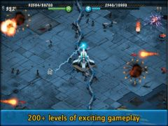 free iPhone app Tesla Wars HD