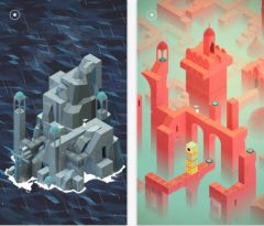 free iPhone app Monument Valley