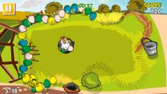 free iPhone app Chicken Zooma