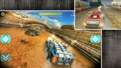 free iPhone app Battle Riders