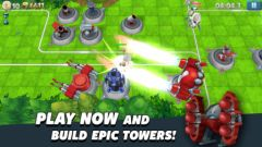 free iPhone app Tower Madness 2