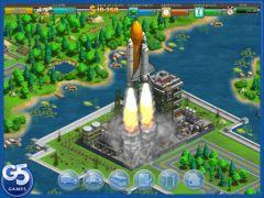 free iPhone app Virtual City HD (Full)