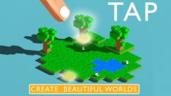 free iPhone app Blox 3D World Creator