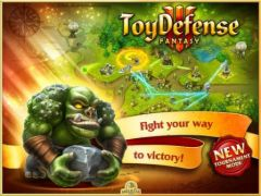 free iPhone app Toy Defense 3: Fantasy – strategy