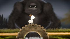 free iPhone app The three Billy Goats Gruff