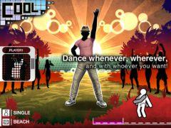 free iPhone app GO DANCE