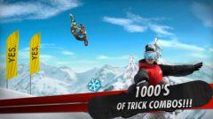 free iPhone app SuperPro Snowboarding