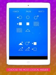 free iPhone app IQ Test up to 160