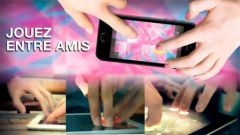 free iPhone app The Magic Touch