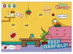 free iPhone app Nourrissez Garfield HD