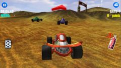 free iPhone app Dust: Offroad Racing