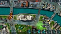 free iPhone app iBomber Defense Pacific