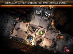 free iPhone app Warhammer Quest