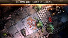 free iPhone app Warhammer Quest